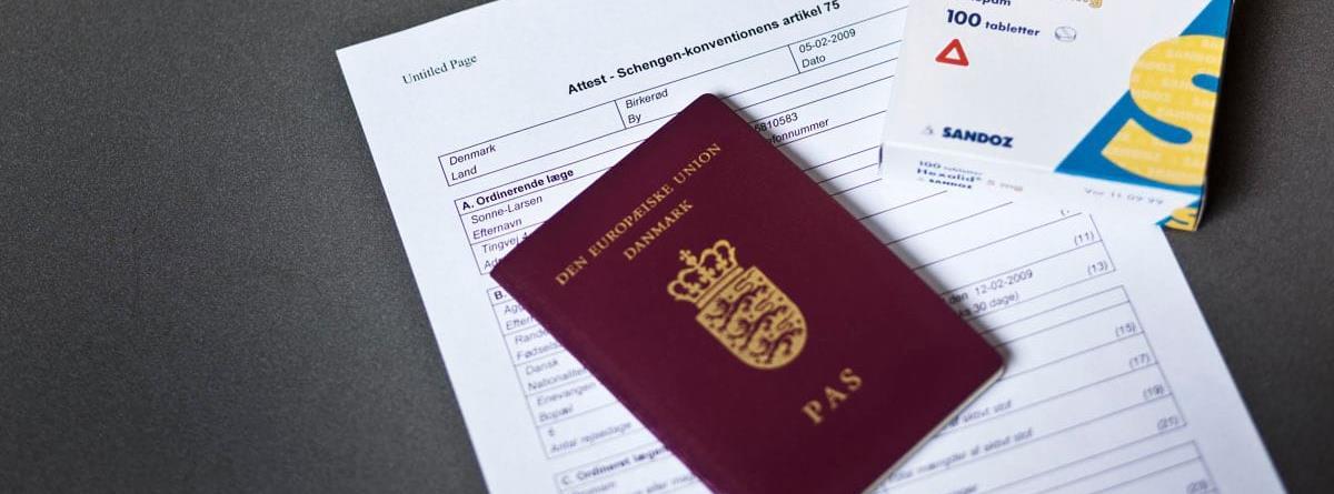 pas til tyskland 2019