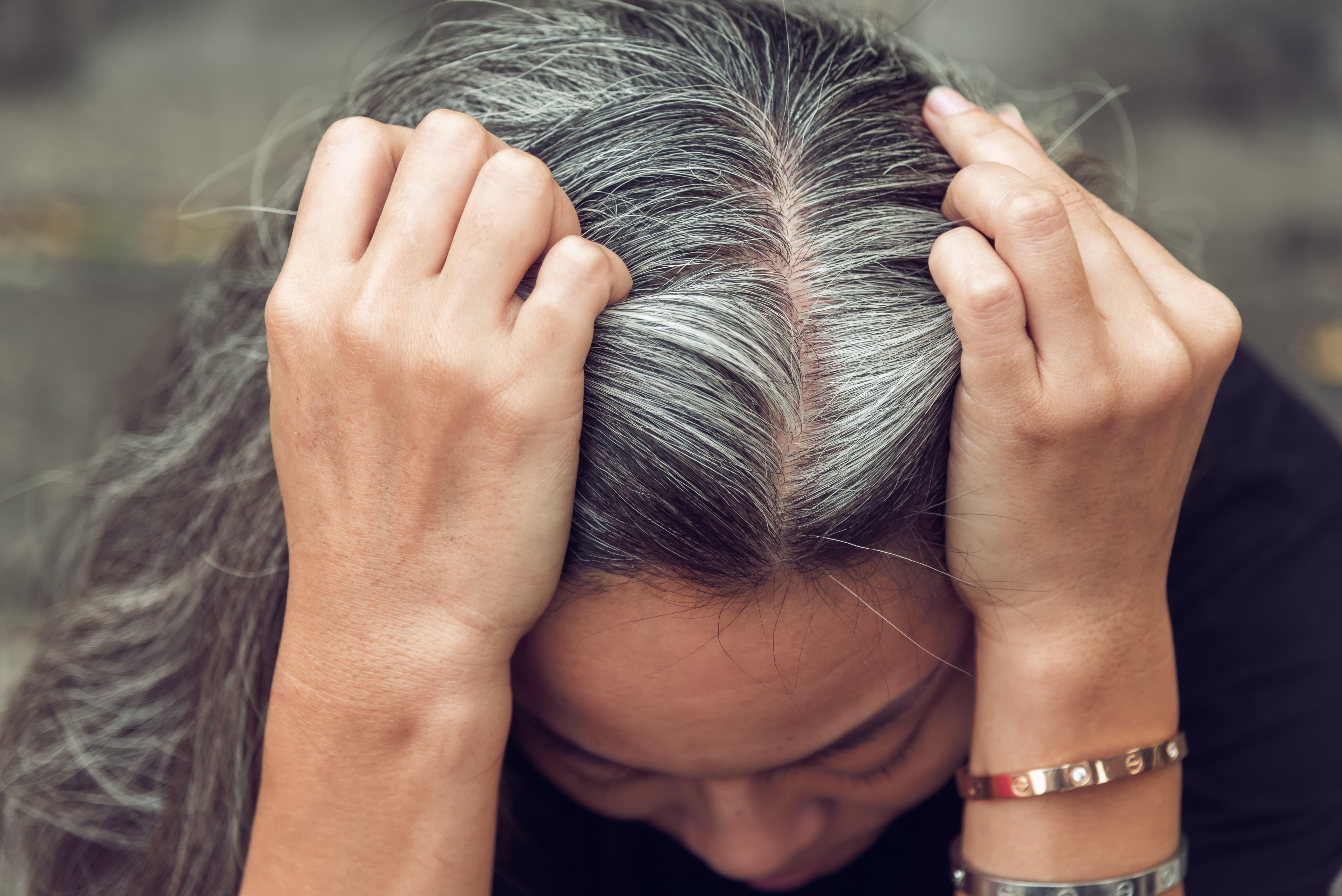 hvor mange hår har et menneske